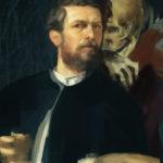 Digital study of a Boecklin painting by Maurilio Milone